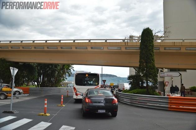 2014 Monaco Monte Carlo F1 track-Mirabeau Bas