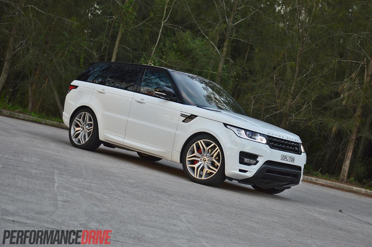Range Rover 2014 Autobiography