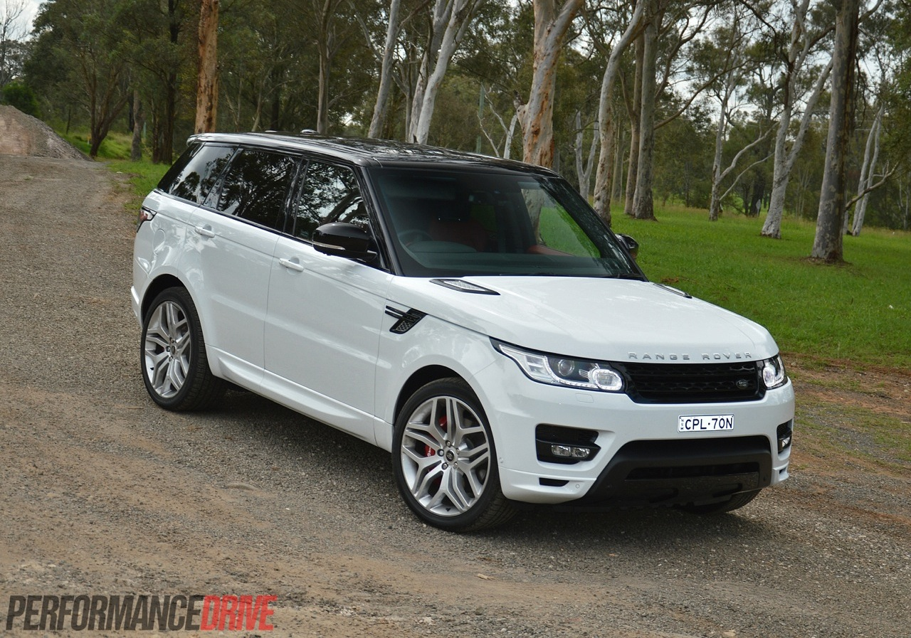 2014 range rover sport autobiography fuji white. Black Bedroom Furniture Sets. Home Design Ideas
