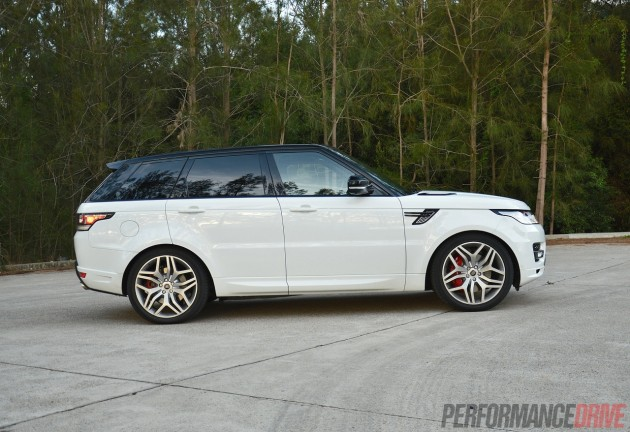 2014 Range Rover Sport Autobiography-access height