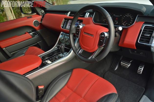 2014 Range Rover Sport Autobiography Interior