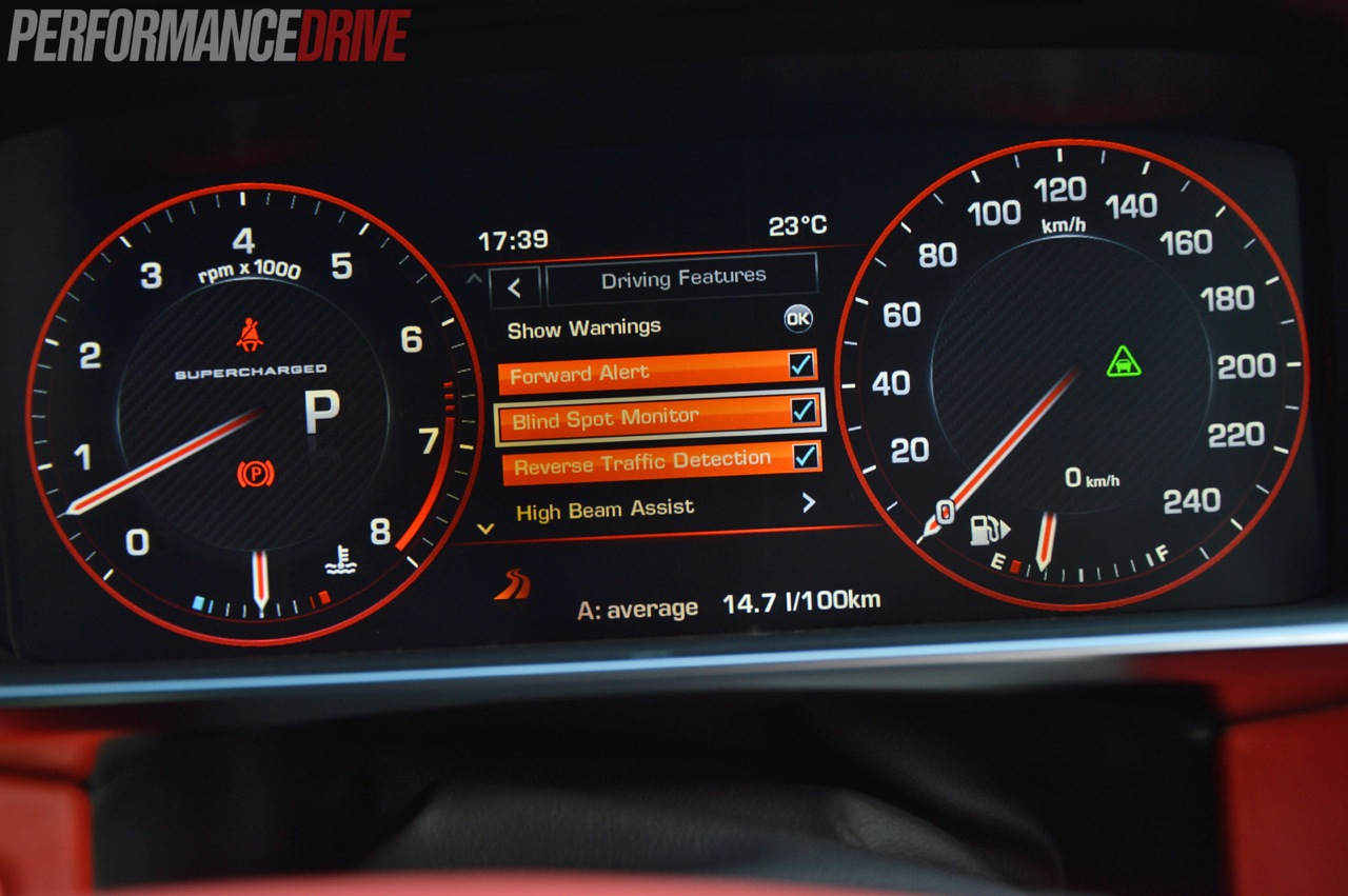 2014 Range Rover Sport Autobiography V8 review (video ...