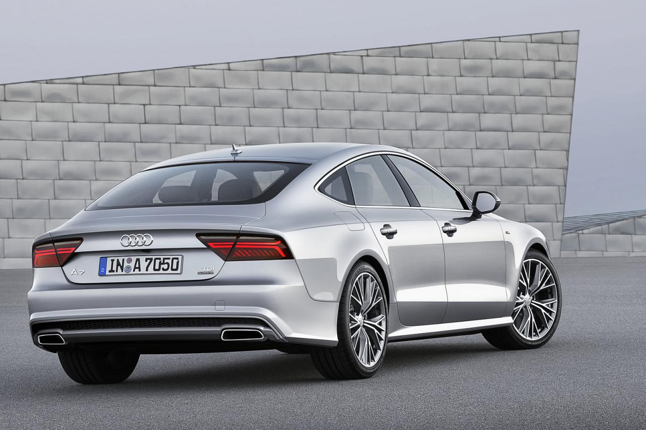 audi a7 s7 sportback facelift revealed performancedrive. Black Bedroom Furniture Sets. Home Design Ideas