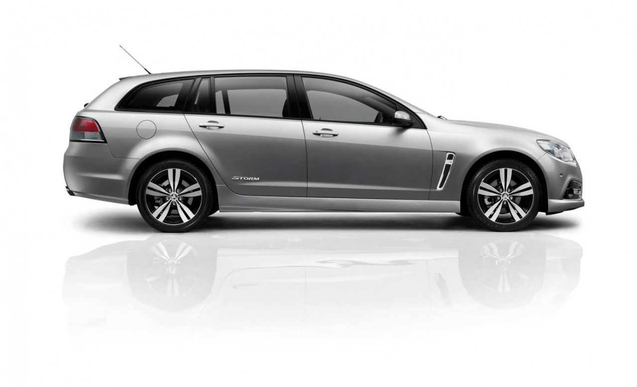 100 reviews vf sv6 sportwagon on margojoyo holden vf commodore storm edition announced for sv6 ss vanachro Gallery