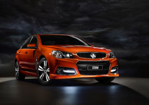 2015 Holden VF Commodore SS Storm edition