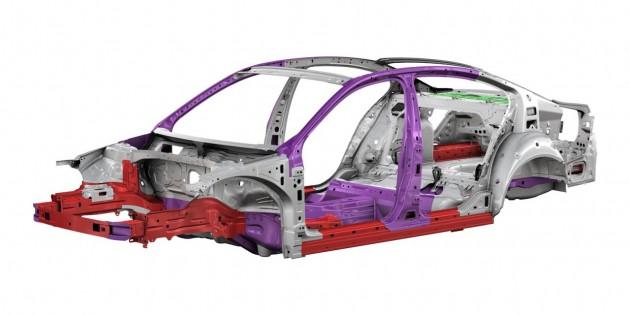 2015 Volkswagen Passat-frame