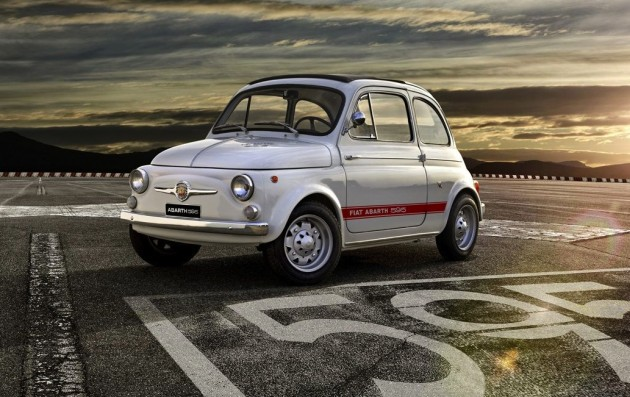 Abarth 595 original