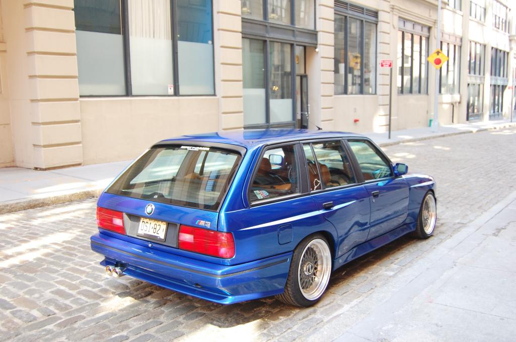 For Sale E30 Bmw M3 Wagon Conversion With S50b30 Engine Performancedrive