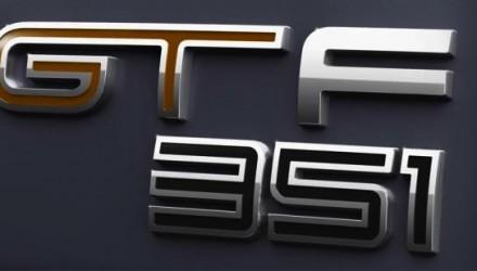 FPV GT F 351 badge