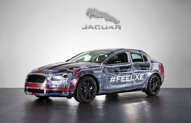 Jaguar XE preview