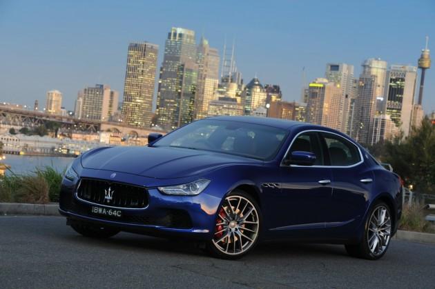 Maserati Ghibli S-Sydney
