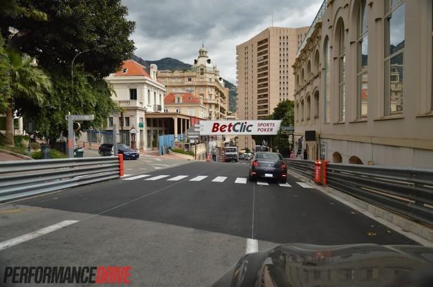Monaco Monte Carlo F1 track-turn 4