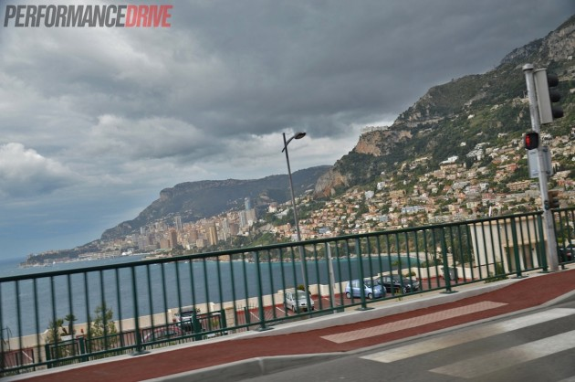 Monaco Monte Carlo-PerformanceDrive