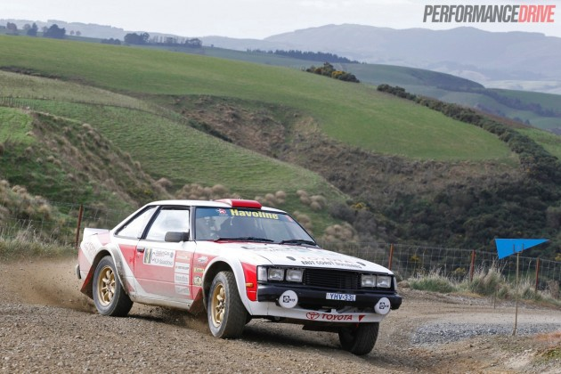 Neal Bates-2014 International ClassicaRally of Otago-2