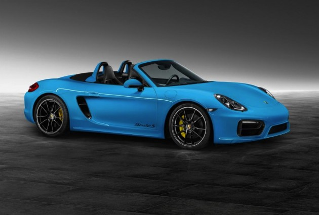 Porsche Boxster S Exclusive