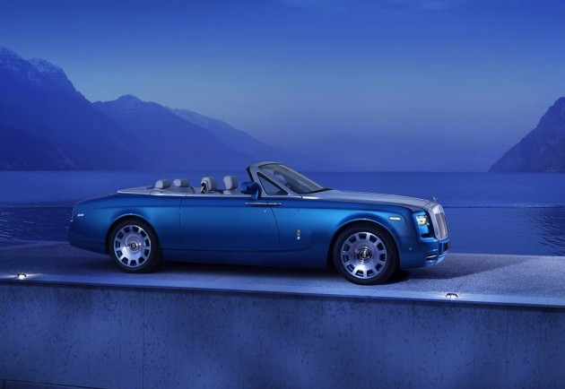 Rolls-Royce Phantom Drophead Waterspeed