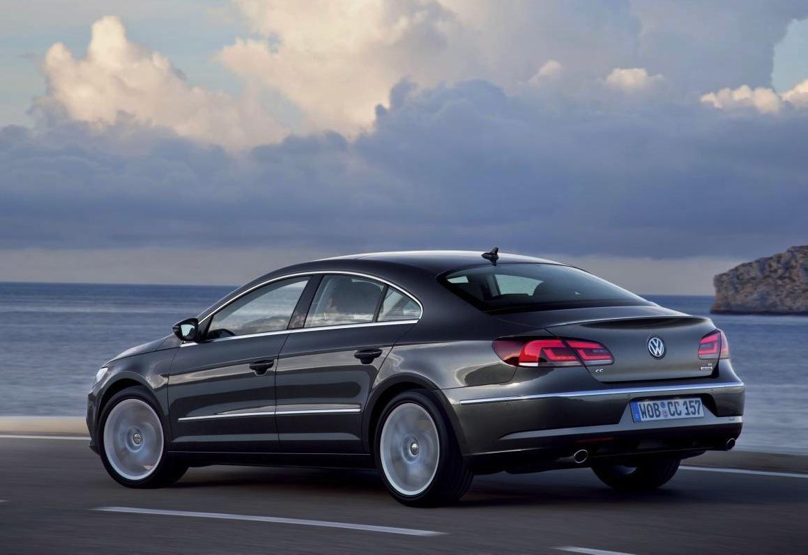 Siguiente VW CC podría Fastback carrocería A7-like ()