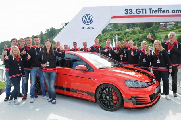 Volkswagen Golf GTI Wolfsburg Edition-Worthersee