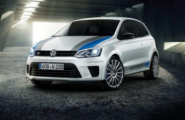 Volkswagen-Polo-R-WRC limited edition