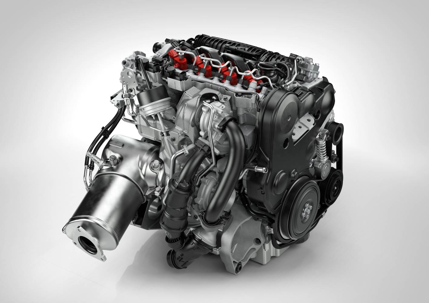 Volvo introduces new 'Drive-E' T5, D4 engines & eight-sd auto ...
