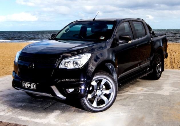 Walkinshaw Colorado Xtreme Low Rider-black