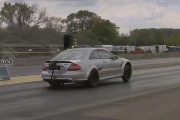 Weistec Mercedes-Benz CLK 63 AMG