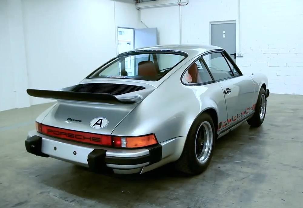Porsche 911 Secrets The Original 1974 911 Turbo