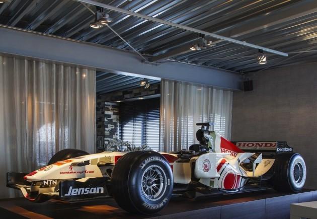 2006 Honda RA106-4 Jenson Button