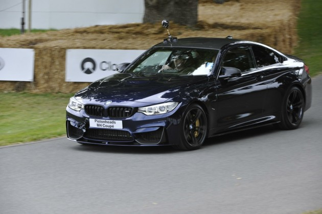 2014 Goodwood Festival-BMW M4 Individual PistonHeads