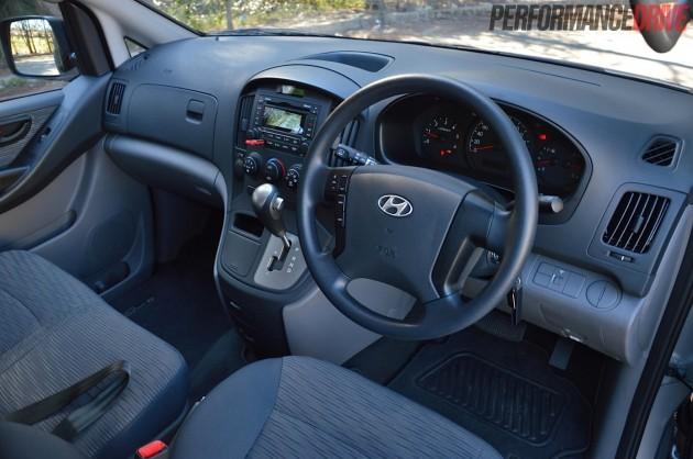2014 Hyundai iLoad-interior