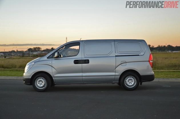 2014 Hyundai iLoad-wheelbase