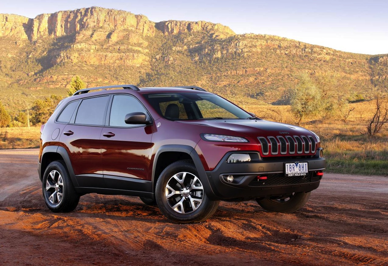2014 Jeep Cherokee on sale in Australia from $33,500