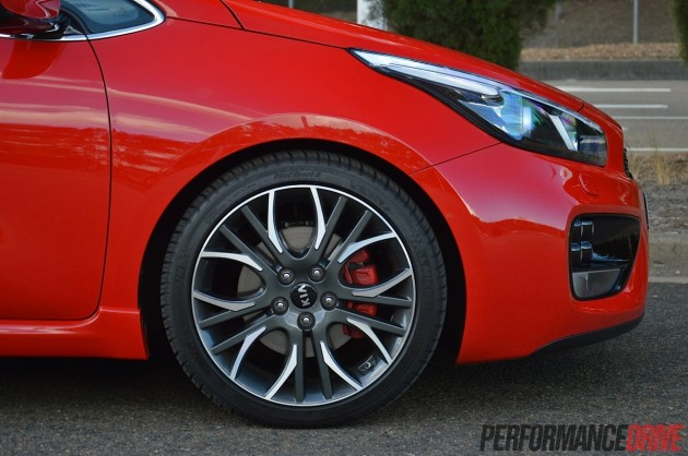 2014 Kia Pro_cee'd GT-18in wheels