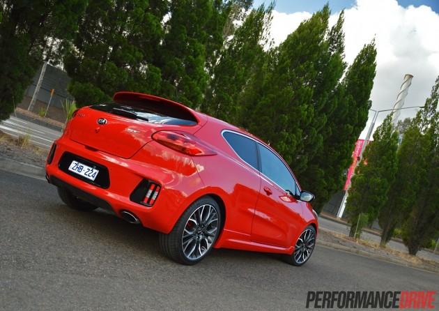 2014 Kia Pro_cee'd GT-rear