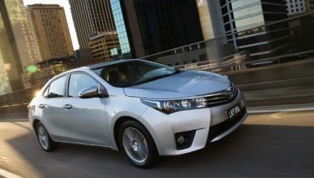 2014 Toyota Corolla ZR sedan