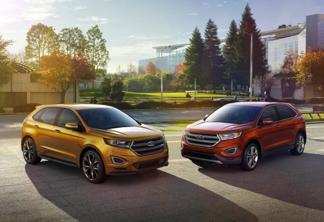 2014 ford edge changes price and release date ford of europe will. Cars Review. Best American Auto & Cars Review