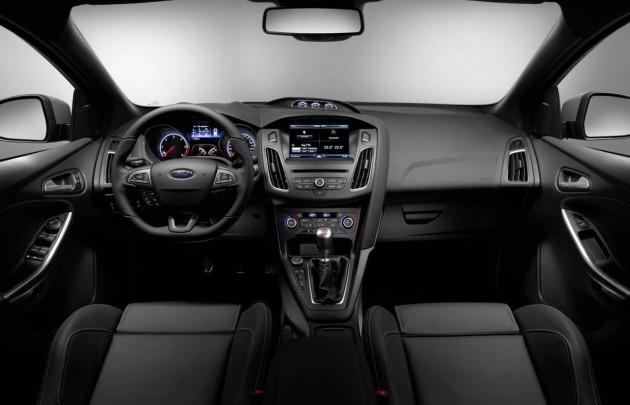 2015 Ford Focus ST-interior