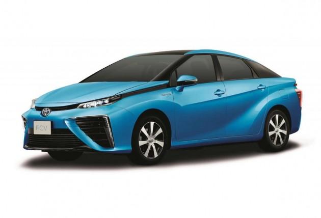 2015 Toyota FCV
