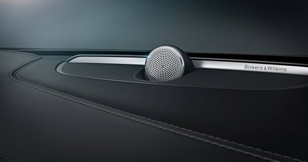 2015 Volvo XC90-Bowers & Wilkins