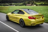 BMW M4 'Individual' debuting at Goodwood, driven by Tiff Needell