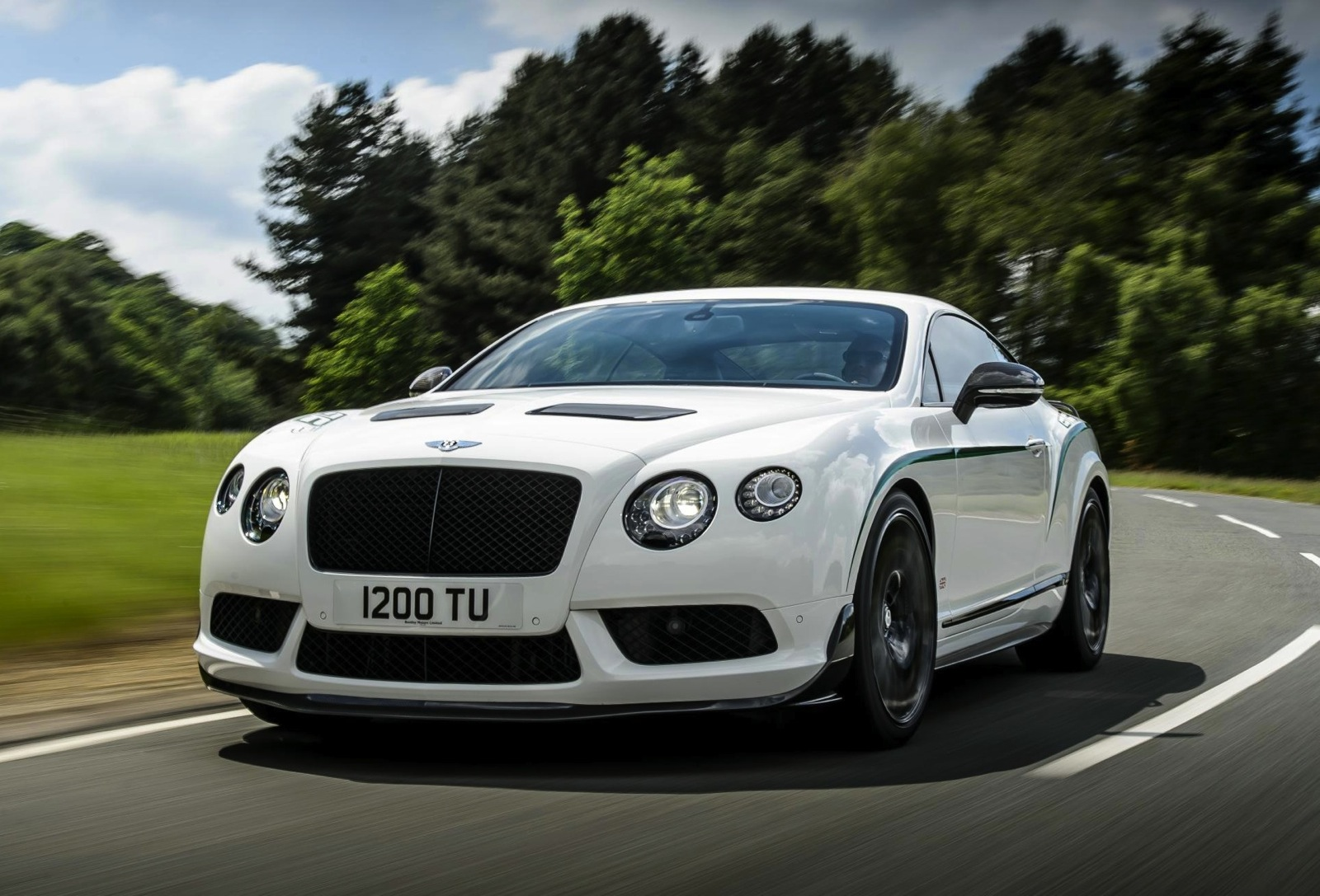Bentley Continental GT3-R is most dynamic Bentley ever
