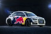 450kW EKS Audi S1 Rallycross car revealed