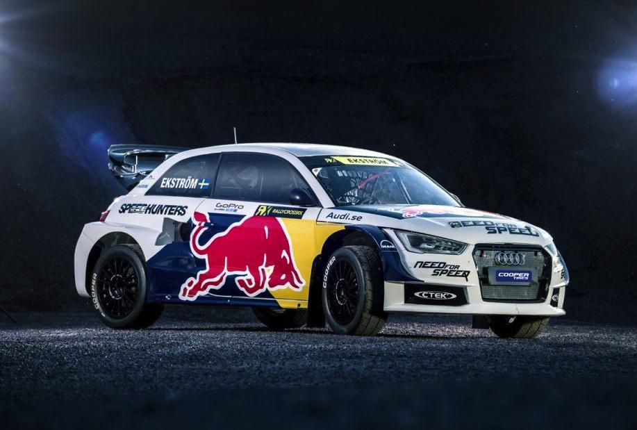 450kW EKS Audi S1 Rallycross car revealed