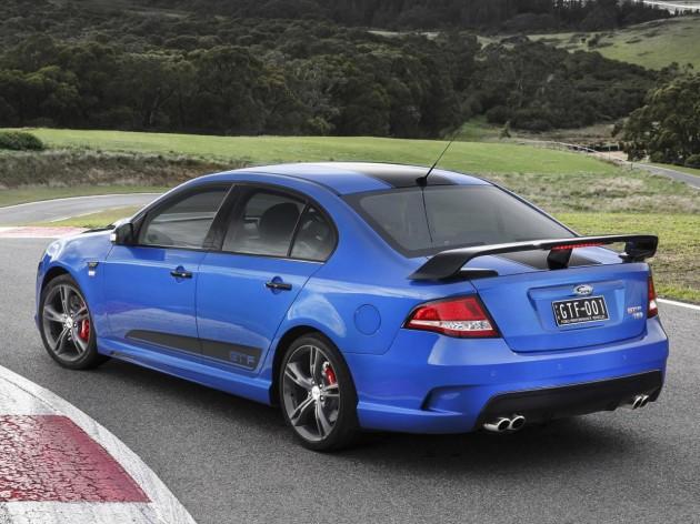 FPV GT F-rear