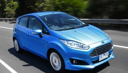 Ford Fiesta S EcoBoost