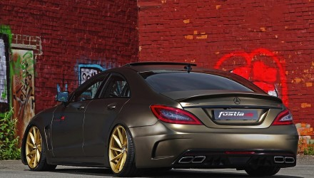 Fostla Mercedes-Benz CLS 350-2