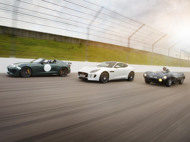 Jaguar F-Type Project 7-evolution