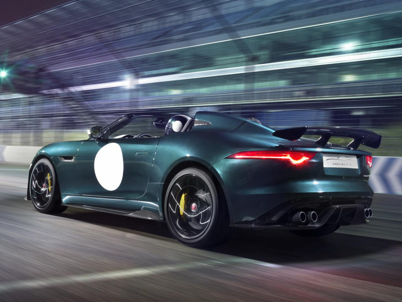 Jaguar F Type Project 7 Revealed Previews Special