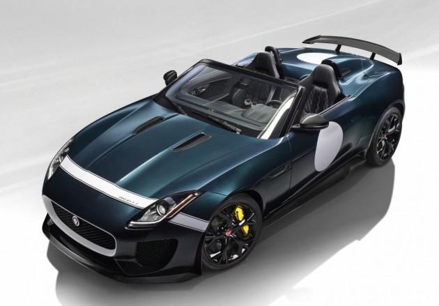 Jaguar F-Type Project 7-top