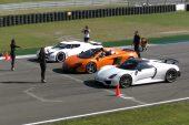 Koenigsegg Agera R vs Porsche 918 vs McLaren 650S